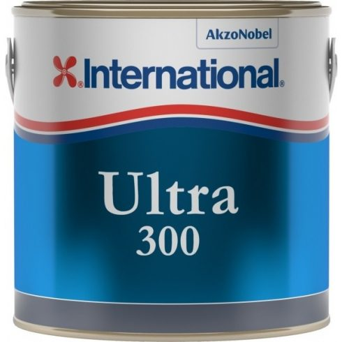 International Ultra 300 sötétszürke 0,75 l