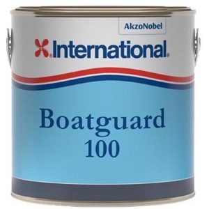 International Boatguard 100 fekete 2,5 l