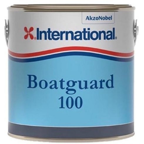 International Boatguard 100 piros 2,5 l
