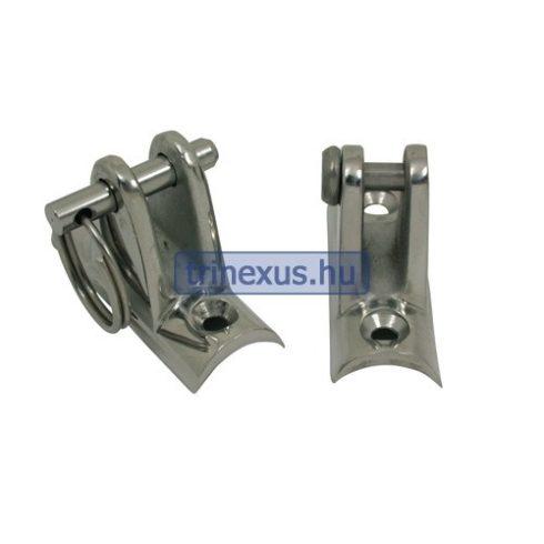 Bimini tartó fém korlátra csavarozható 22 mm EVA