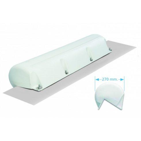 Dockfender 88,5x27 cm fehér EVA
