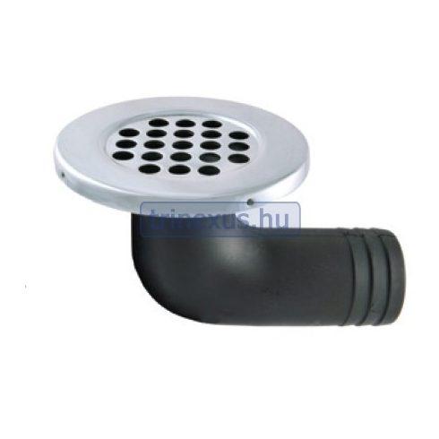 Kifolyó zuhanyhoz 90 fok műag EVA