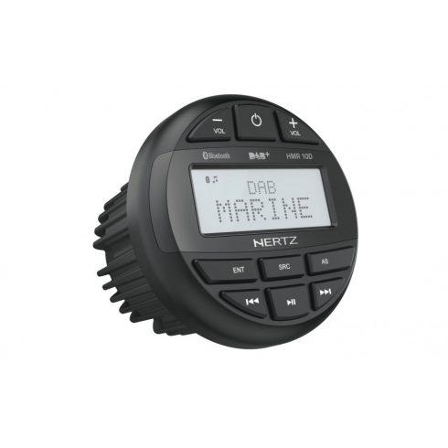 Hertz HMR 10 D hajós digitális médialejátszó DAB+ tunerrel