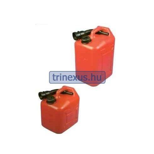 Üzemanyag kanna betöltővel 22 L EVA
