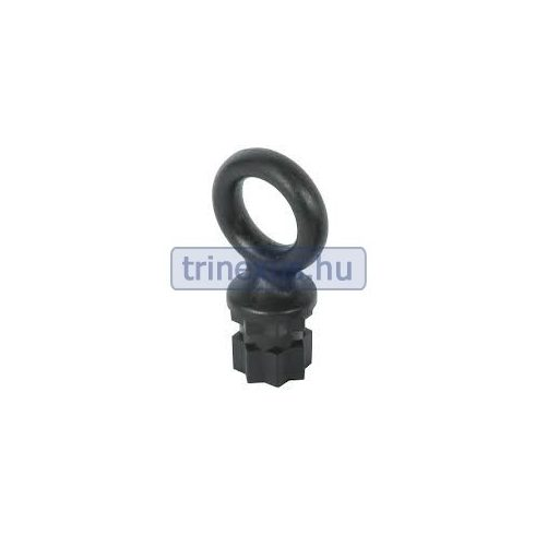 Railblaza akasztószem zárt fekete 25 mm