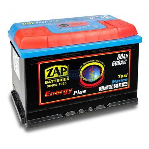 Akkumulátor ZAP Energy Plus 80 Ah