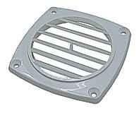 Szellőzőlemez műag fehér 75 mm LIN