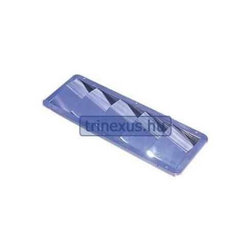 Szellőzőlemez fém 326x114 mm LIN