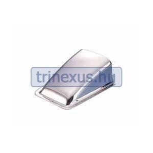 Szellőzőlemez emelt  fém 146x111x67 mm LIN