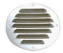 Szellőzőlemez fém 116x127 mm LIN
