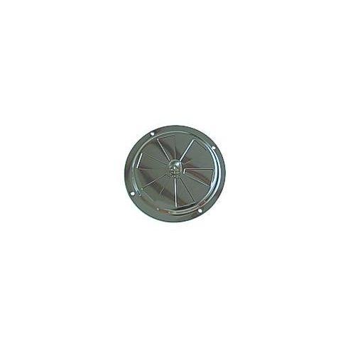 Szellőzőlemez fém kör állítható 102 mm LIN