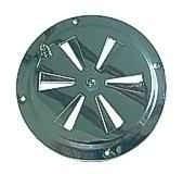 Szellőzőlemez fém kör állítható 127 mm LIN