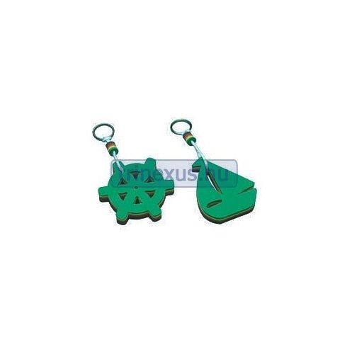 Kulcstartó kormányos lebegő polifoam LIN