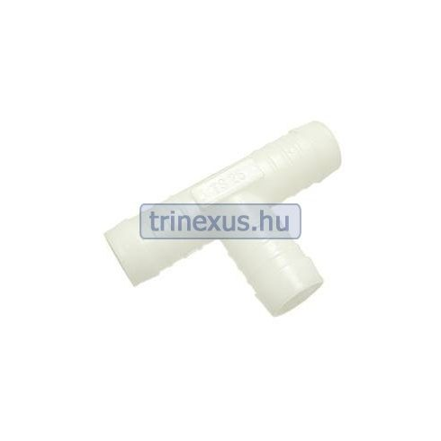 Cső hosszabbító T-idom víz, benzin dízel 12 mm LIN