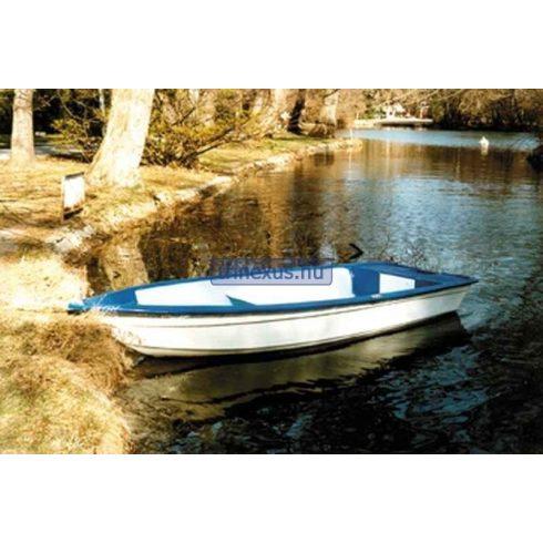 Aquajoy csónak műanyag HCS-04 egy paddal SYB