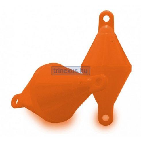 Bója horgonyhoz két végű narancs 22x54 cm CTR
