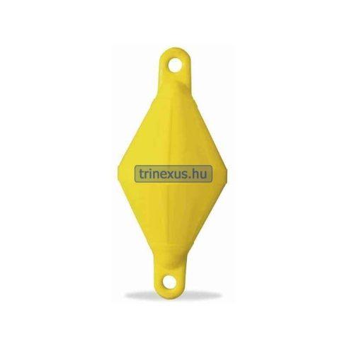 Bója horgonyhoz két végű citrom 28x64 cm CTR