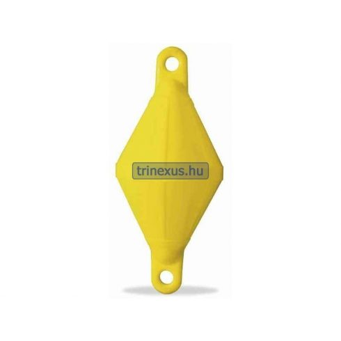 Bója horgonyhoz két végű 32x75 cm citrom CTR