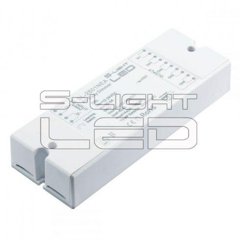 LED SL-2501NEA RF dimmer 4 csatornás