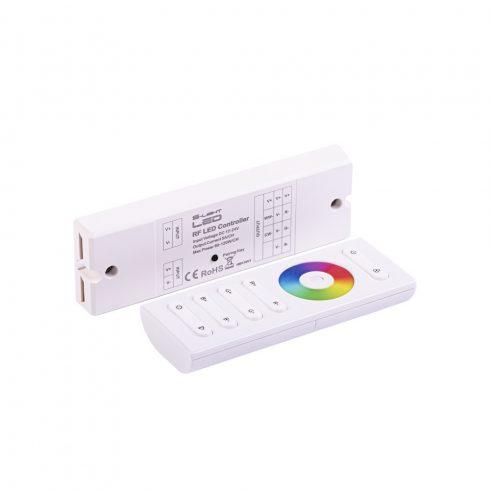 SL-2839 RGB LED vezérlő szett (távirányító + vezérlő egység)