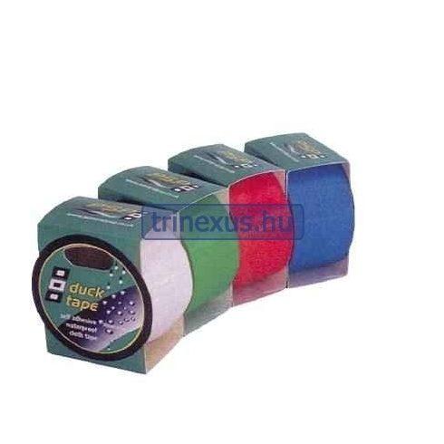 Duck tape vízálló ragasztószalag piros 50mm x 5m LIN