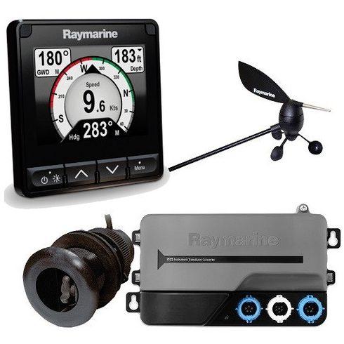 Raymarine i70S Tridata csomag