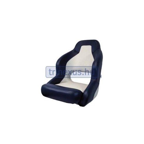 Ülés Sport talp nélkül kék-fehér LIN