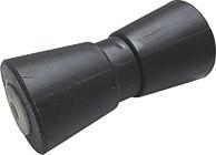 Trailer keelgörgő fekete 200 mm