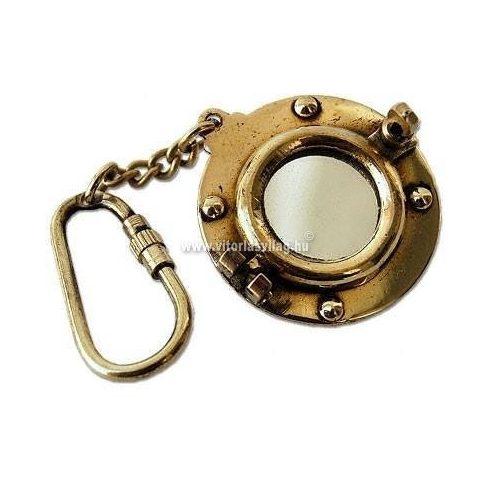 Kulcstartó kabinablak tükörrel VVL