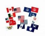 Lobogó, jelzés, zászlótartó