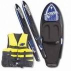Vízisí, wakeboard, szerelvény