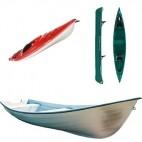 Csónak, kajak, kenu